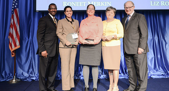 Mastery Math Lab Founding Team, Recipient of the FIU Community Award
