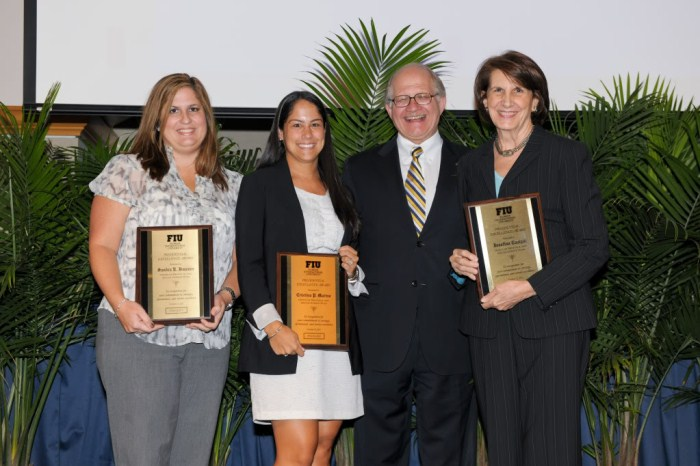 FIU Service & Recognition Ceremony