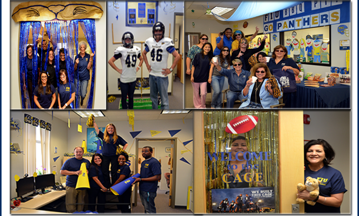 FIU Homecoming Spirit Decorating Competition